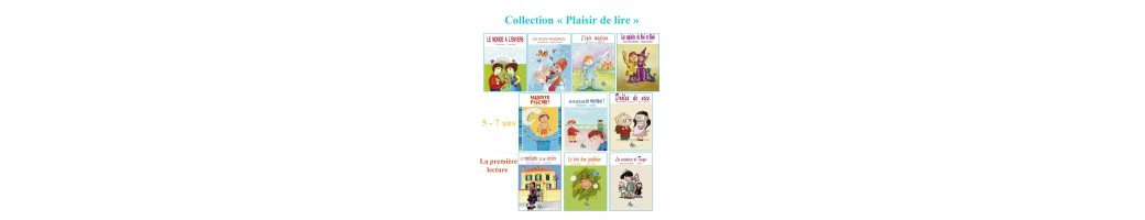 "Collection ""Plaisir de lire"""