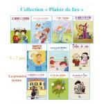 """Collection """"Plaisir de lire"""""""